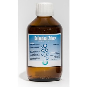 Colloidaal Zilver 250 ml, 10ppm