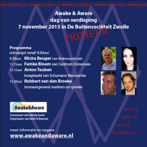 awakeandaware 7 november